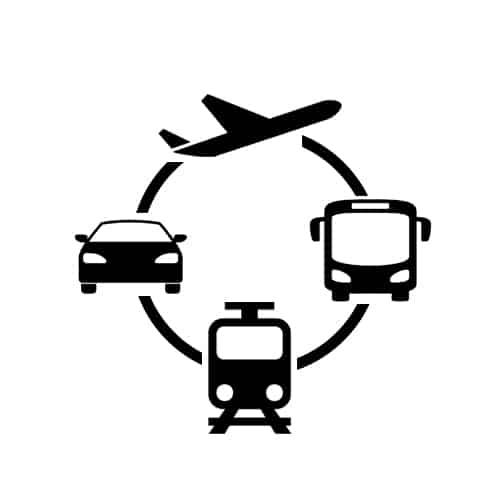 bike bag mode of transport